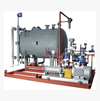 Automatiseeritud kondensaaditagastusüksus