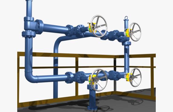 Interlock turvalukituksella voidaan luoda sekvenssejä, mikä pakottaa oikeaan operointiin